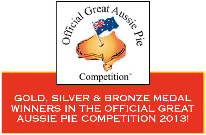Official Great Aussie Pie